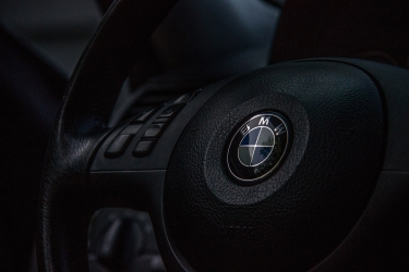 BMW Steering Wheel