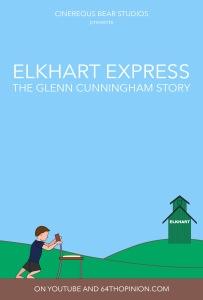 Elkhart Express Poster