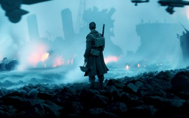 Still from Dunkirk. Courtesy of Warner Brothers and Syncopy