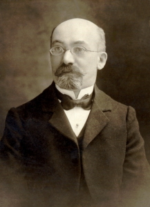 Ludwik L. Zamenhof, um 1900
